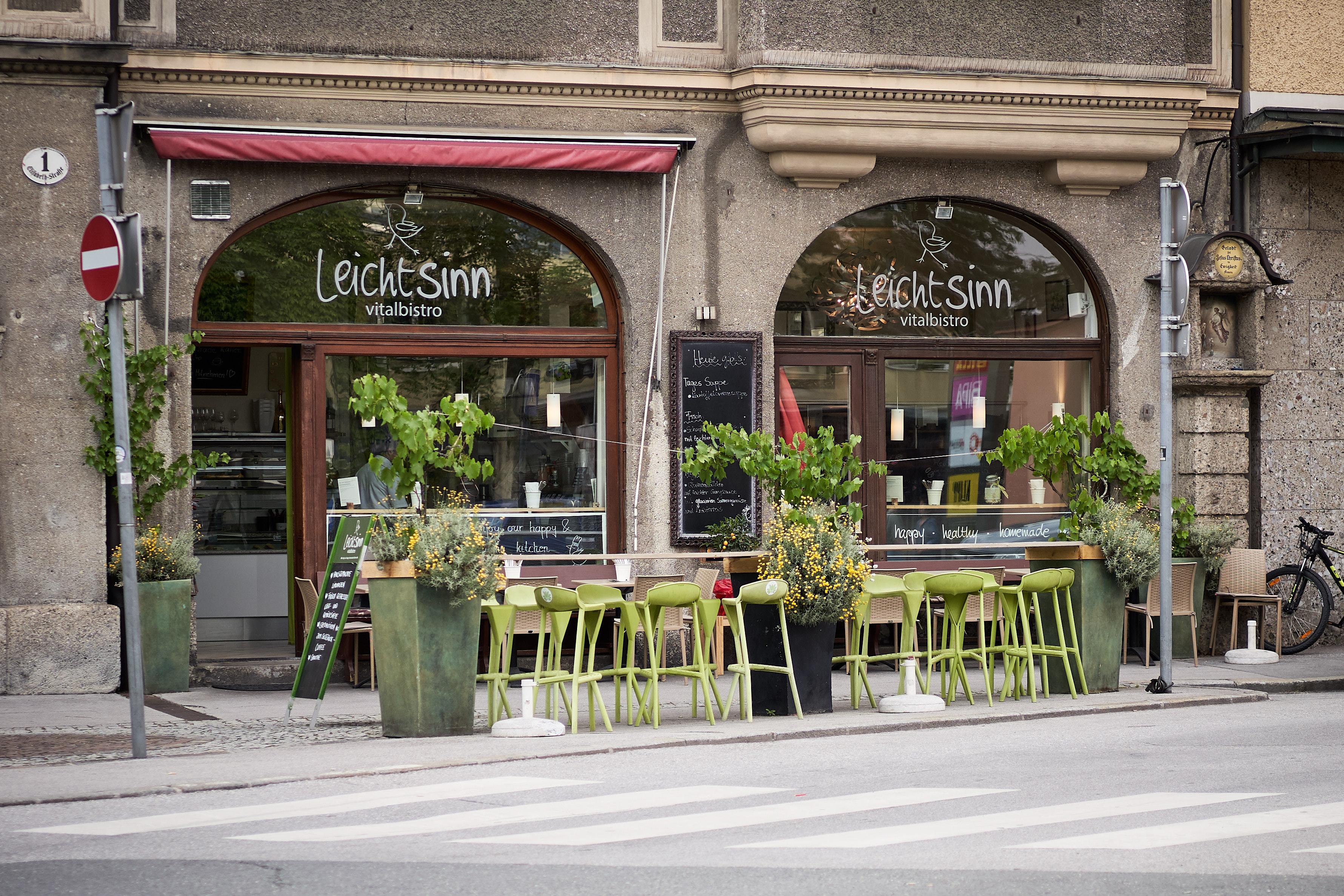 Leichtsinn | feel-good food | Leichtsinn in Salzburg