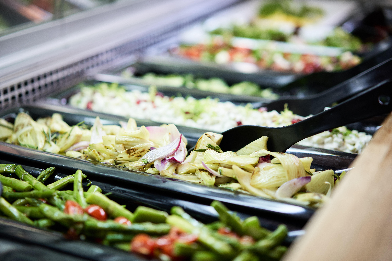 Leichtsinn | feel-good food | Salatbuffet
